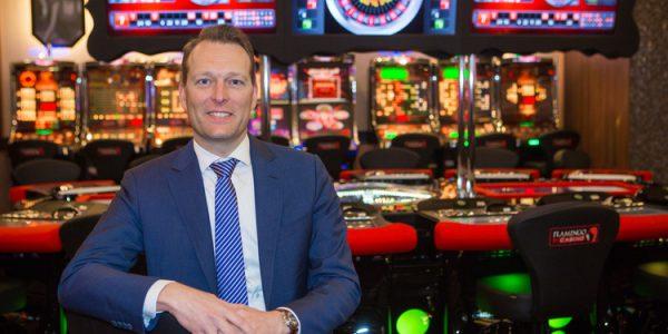 Johann Keizer algemeen directeur van Flamingo Casino's